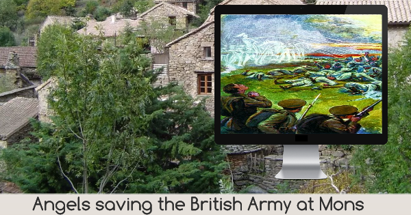 "FROM THE ARCHIVES: ""The Day the Angels Saved the British Army"""