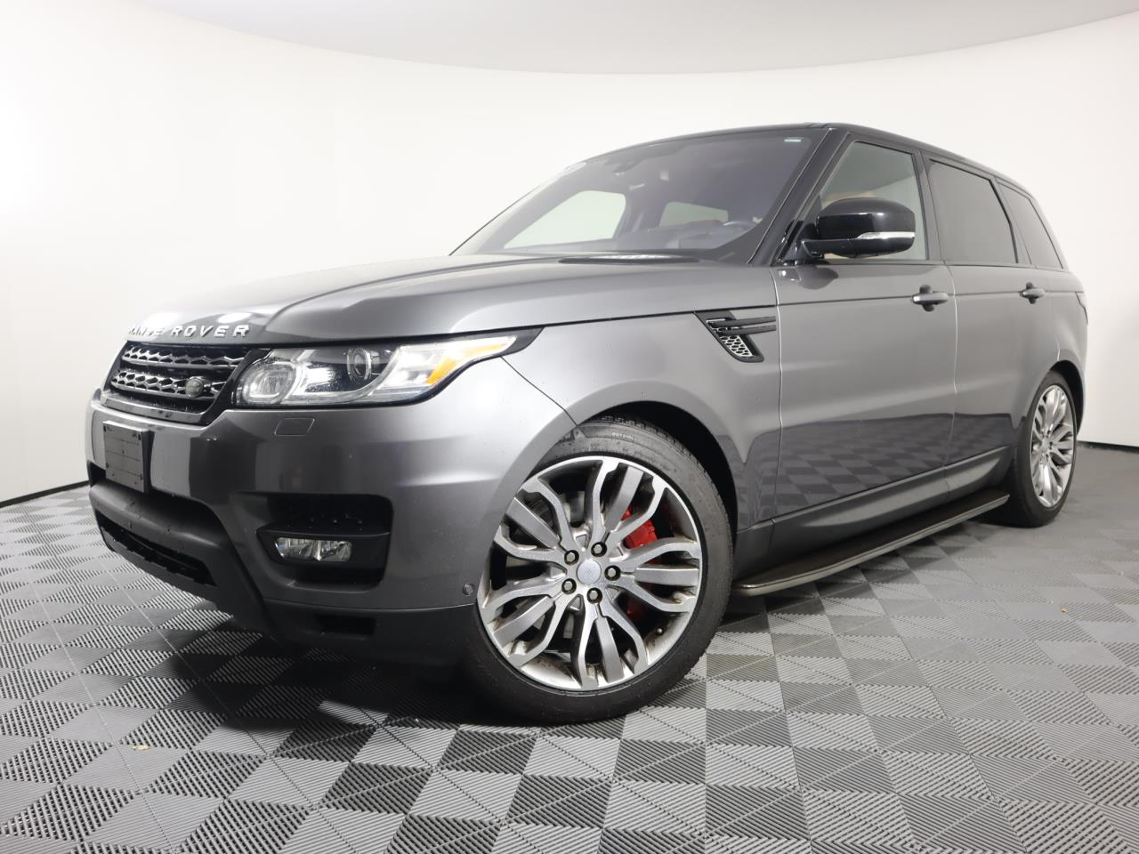 2016 Land Rover Range Rover Sport Supercharged Dynamic