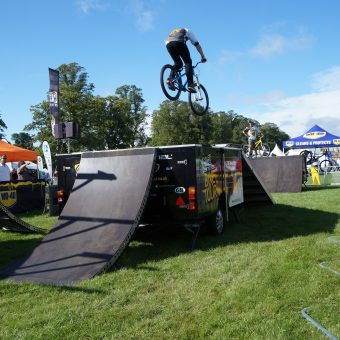 Stolen Goat At Bike Blenheim Palace 2012