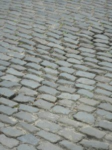 Tour of Flanders Sportive cobbles