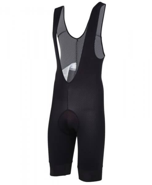 stolen goat bodyline one bibshorts black front
