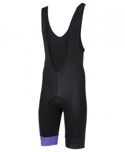 stolen goat bodyline one bibshorts purple front