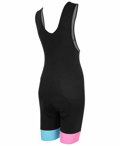 stolen goat bodyline one bibshorts QOM back