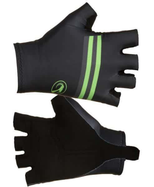 cycling gloves slipstream green