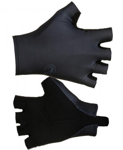 cycling gloves pro black