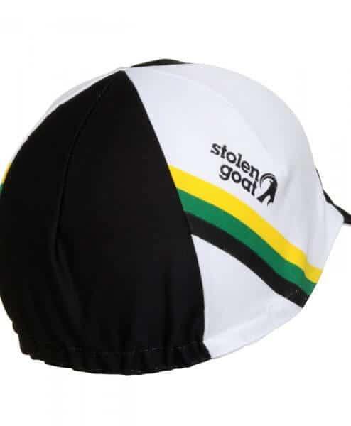 cycling cap conquer classics side