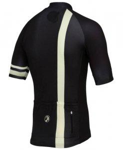 stolen goat Pro Black short sleeve cycling jersey back