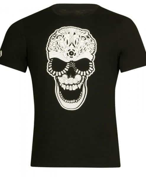 stolen goat mens cycling tshirt - live to ride front