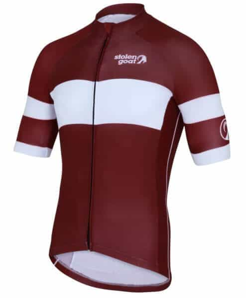 stolen goat hors category bodyline jersey mens cycling front