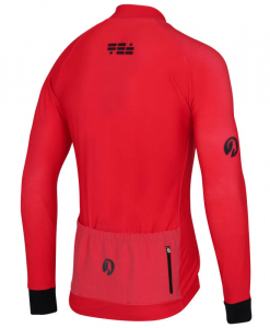orkaan everyday jersey ls red back