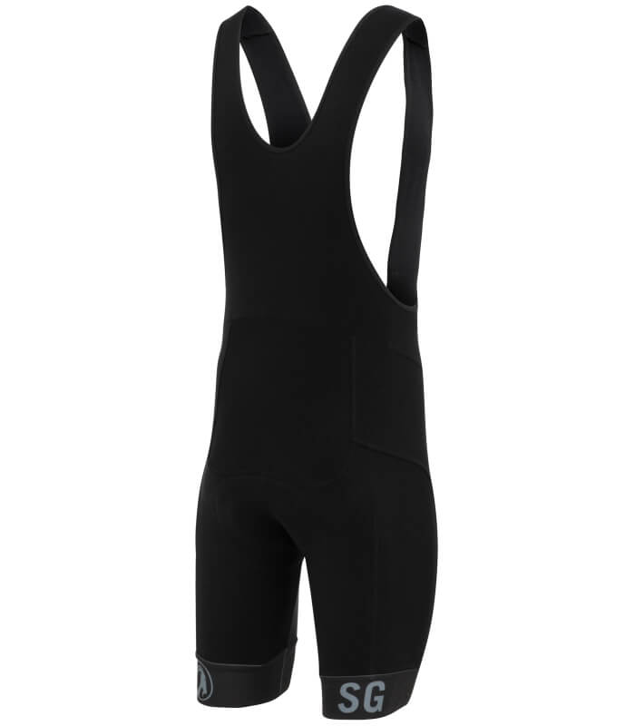 stolen goat Orkaan bib shorts cycling waterproof back