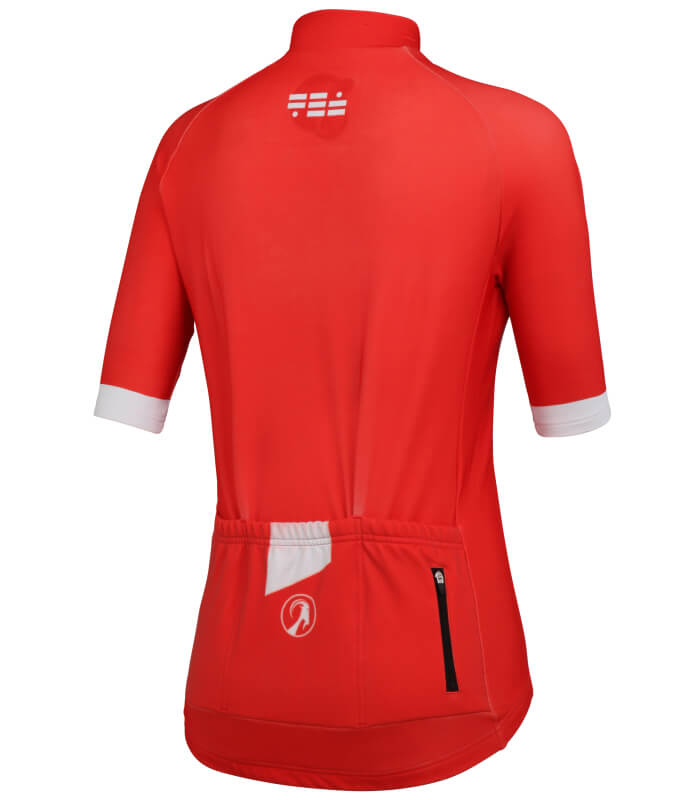orkaan everyday jersey ss ladies red back
