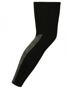 orkaan reflective waterproof leg warmers side