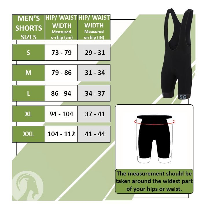EXTRA FEATURES OF OUR EPIC CYCLING BIB SHORTS 597f0b33e