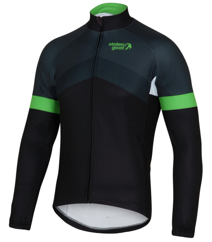 Buy Men S Thermal Long Sleeve Cycling Jersey Soloist