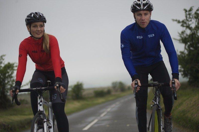 stolen goat waterproof long sleeve cycling jersey