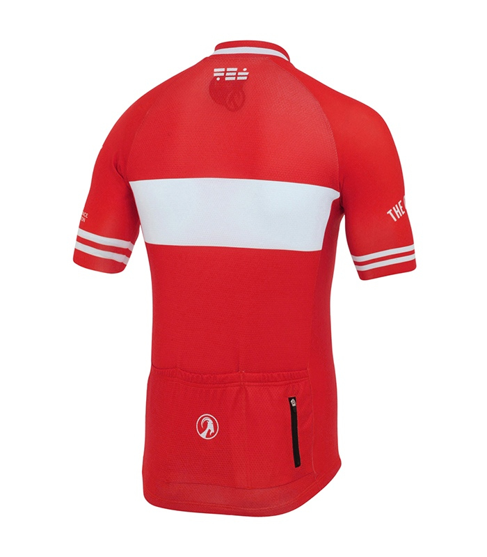 Buy Stolen Goat Men s Limited Edition - Echappee Red Cycling Jersey 143a0b55f
