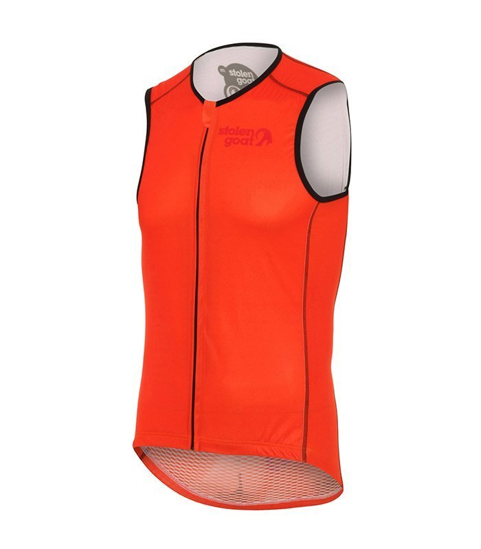 stolen-goat-gilet-core-orange-unisex