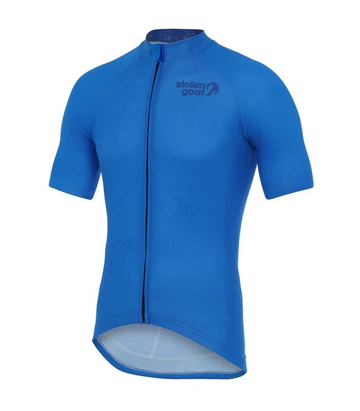 Buy Stolen Goat Men s Core - Blue Cycling Jersey 52f43bef4