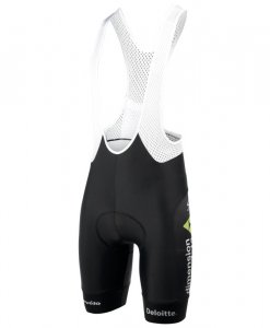 team dimension data cycling kit bibshorts