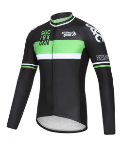 bodyline-ls-mens-jersey-retro-racer-green-front