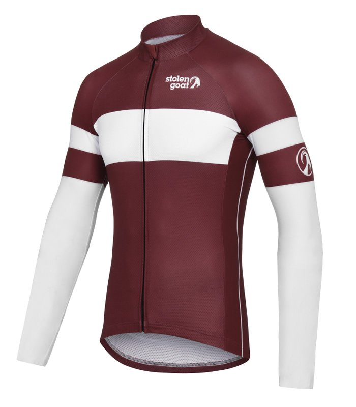 Hors-Category-long-sleeve-cycling-jersey-front