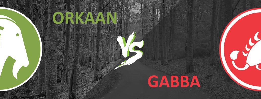 orkaan vs gabba