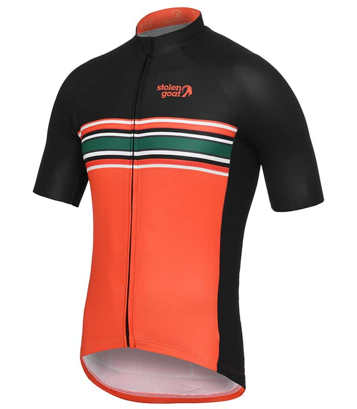 Buy Stolen Goat Men s Limited Edition - Sandinista Cycling Jersey 5cc15f1d8