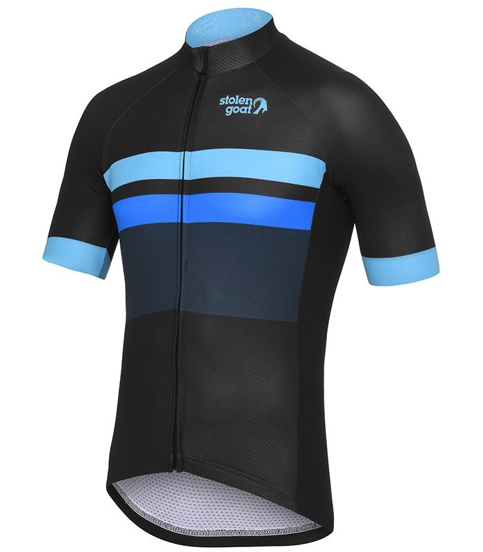 b664bbb6a Buy Stolen Goat Men s Limited Edition - Solo Blue Cycling Jersey