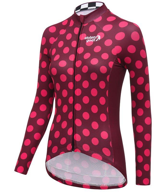 Buy Stolen Goat Bodyline LS Cycling Jersey - Women s Alchemy 70d7d5f73