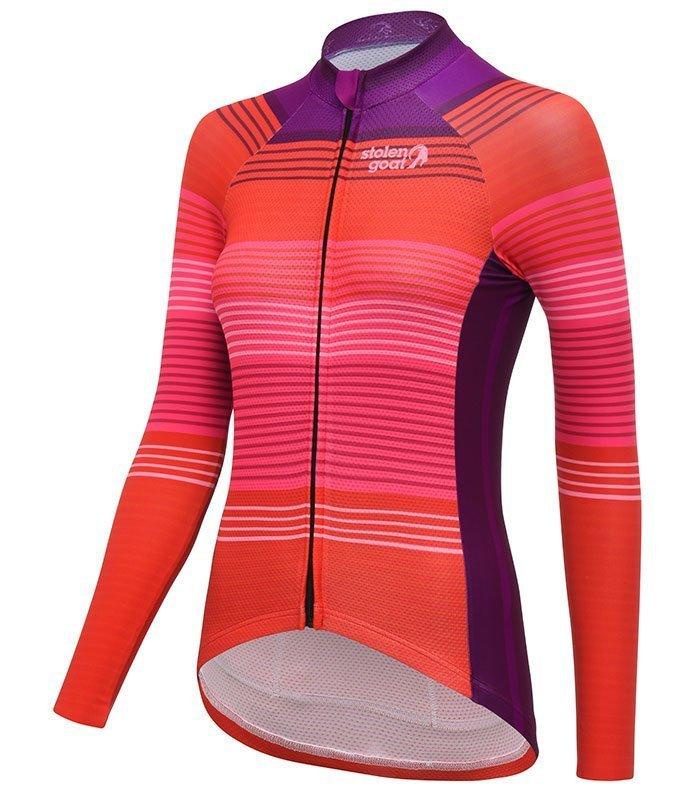 998970c22 Buy Stolen Goat Bodyline LS Cycling Jersey - Women s Weaver