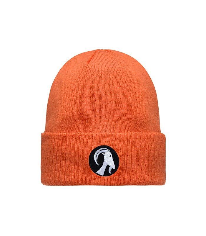 3aea326fdc4 Buy Stolen Goat Beanie Hat - Orange