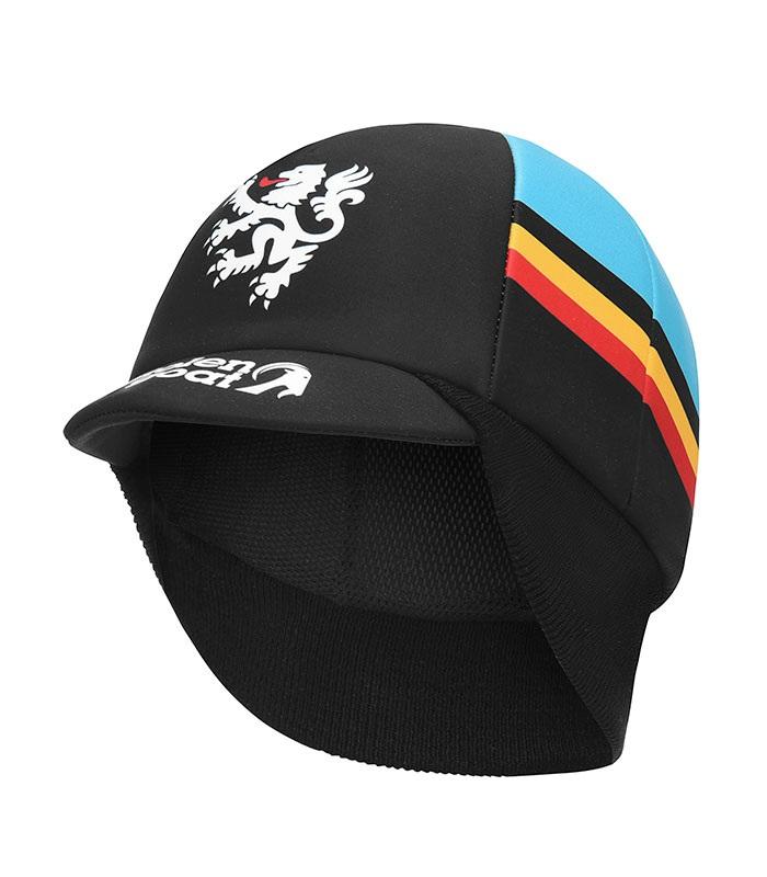66526748b5e2e6 Buy Stolen Goat Belgian Winter Cycling Cap - Belgian Blue