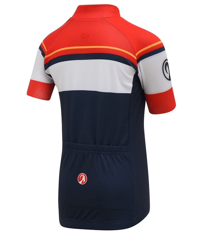 the stolen goat domestique kids cycling jersey