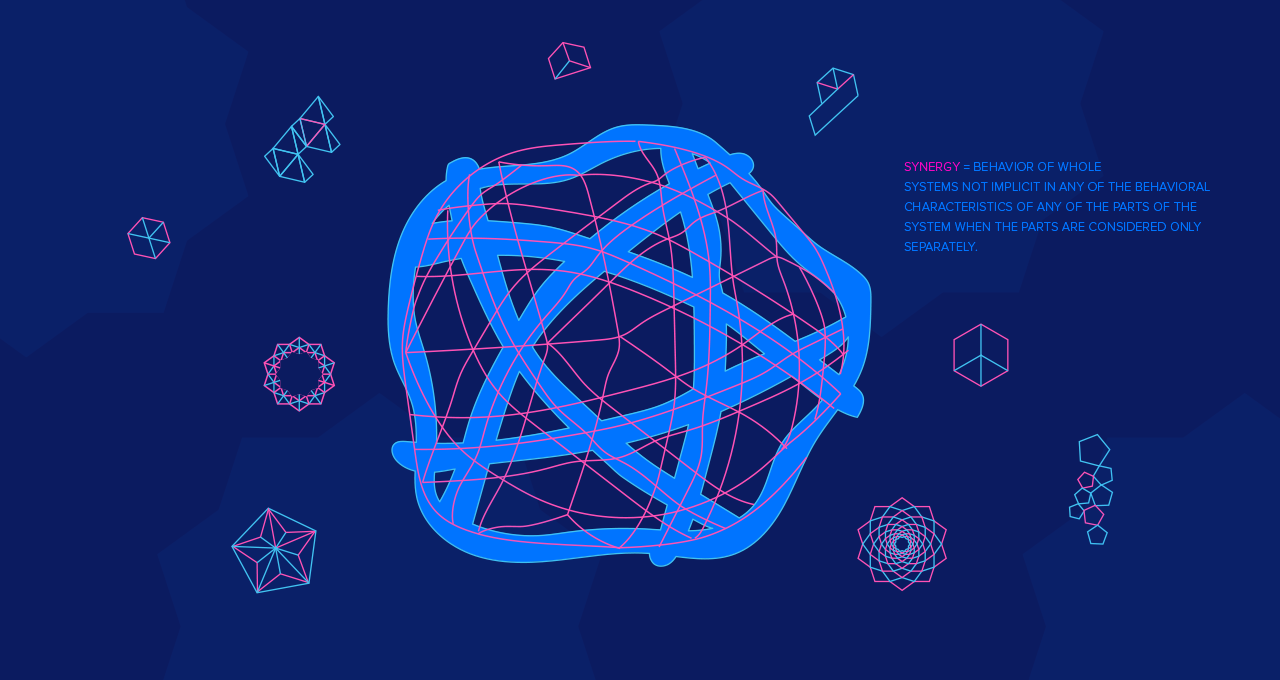 Buckminster Bucky Fuller Illustration Geodesic UX Academy