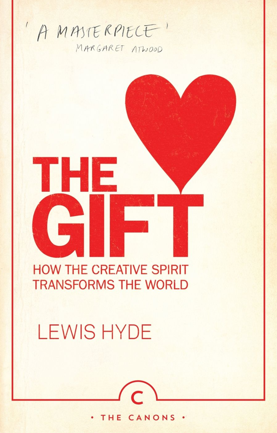 Lewis Hyde, The Gift