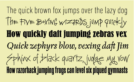 How To Choose The Right Font For Your Design | Designlab