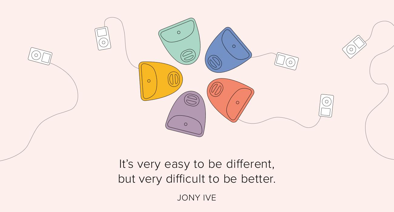 Jony Ive Quotation