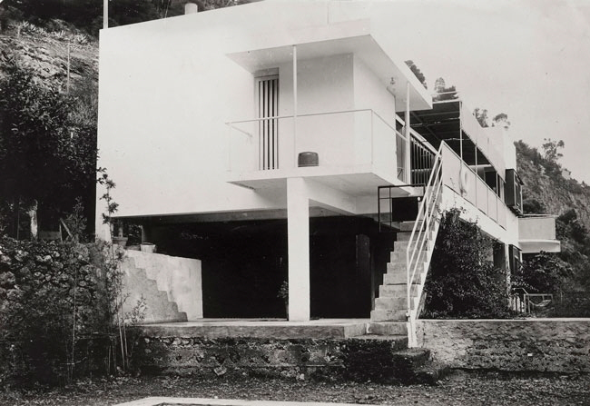 Eileen Gray Modernist House