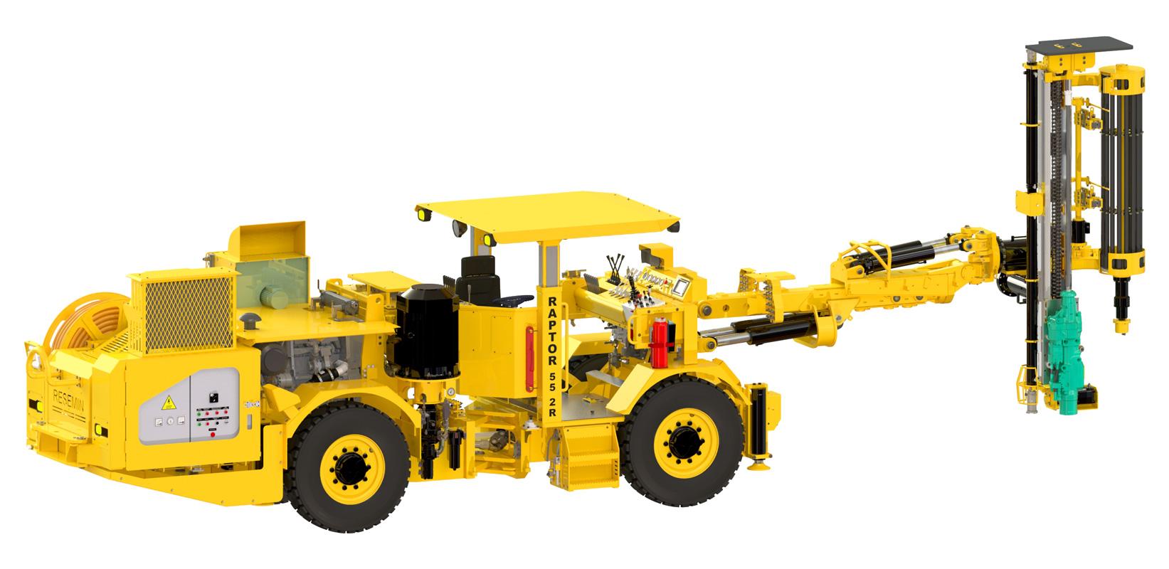 RAPTOR 55-2R