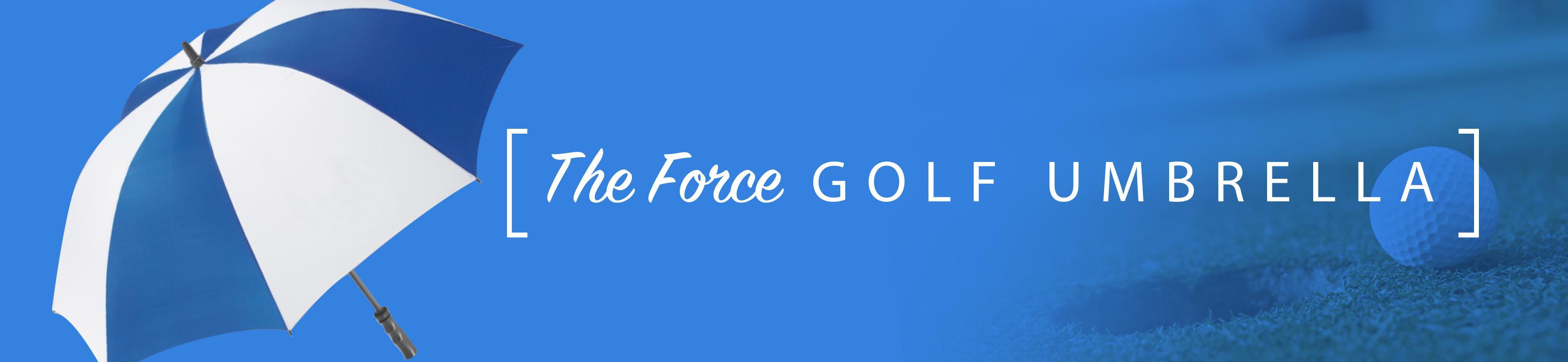 The Force Golf Umbrella