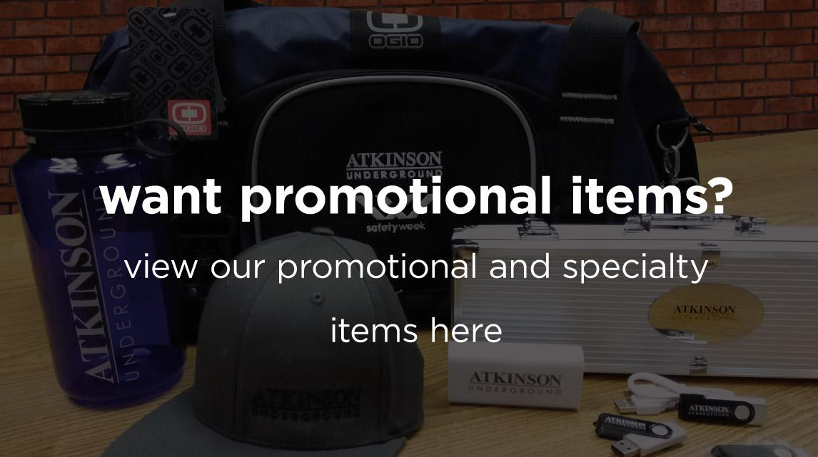 Promotional and Specialty items site