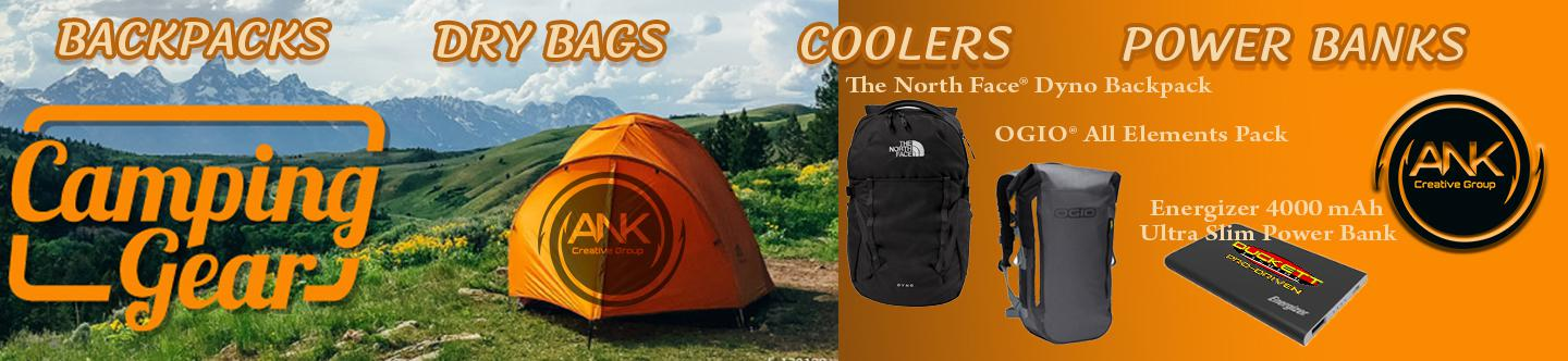 Camping Gear Backpacks and more