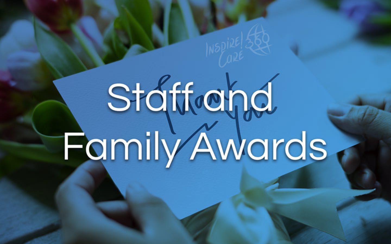 staff family awards