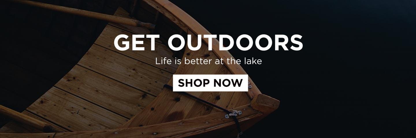 Get Outdoors - NEW