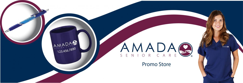 Amada Senior Care Promo Store