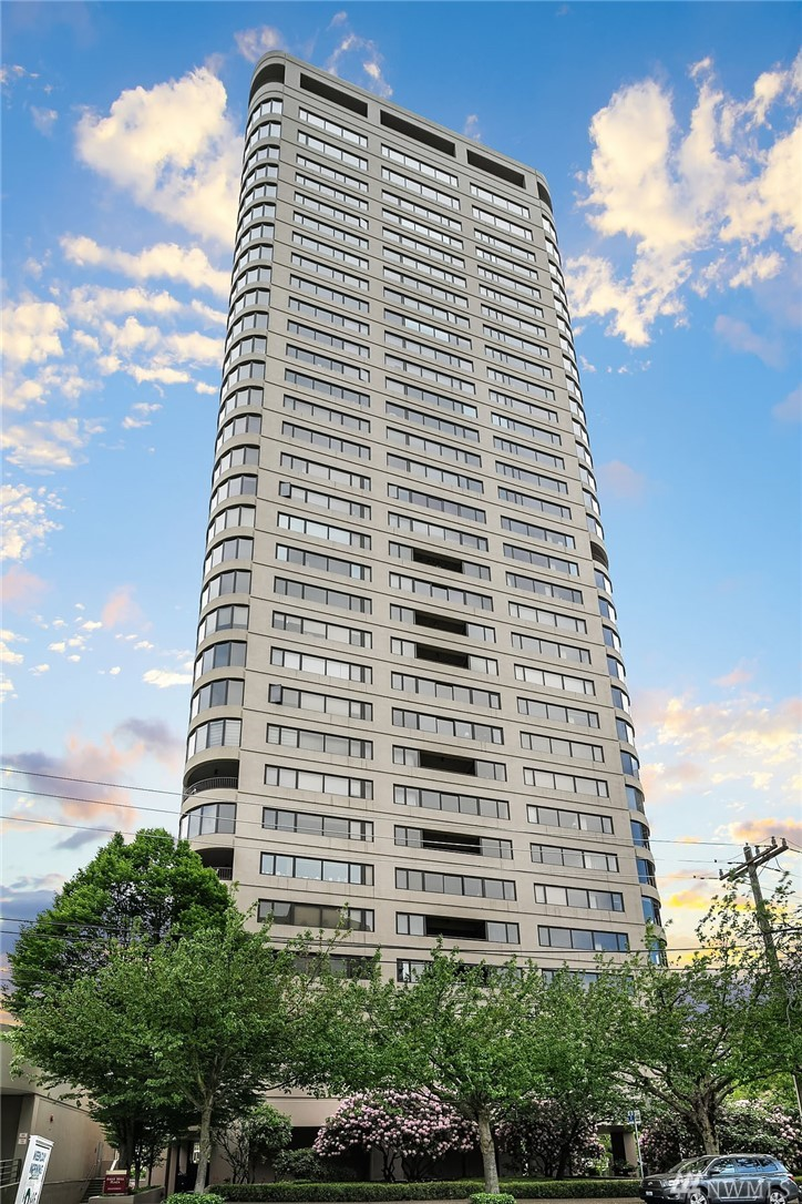 First Hill Plaza   For Sale