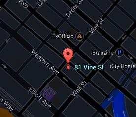 81 Vine Map