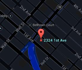 Austin Bell Map