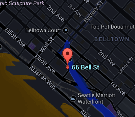 Belltown Lofts Map